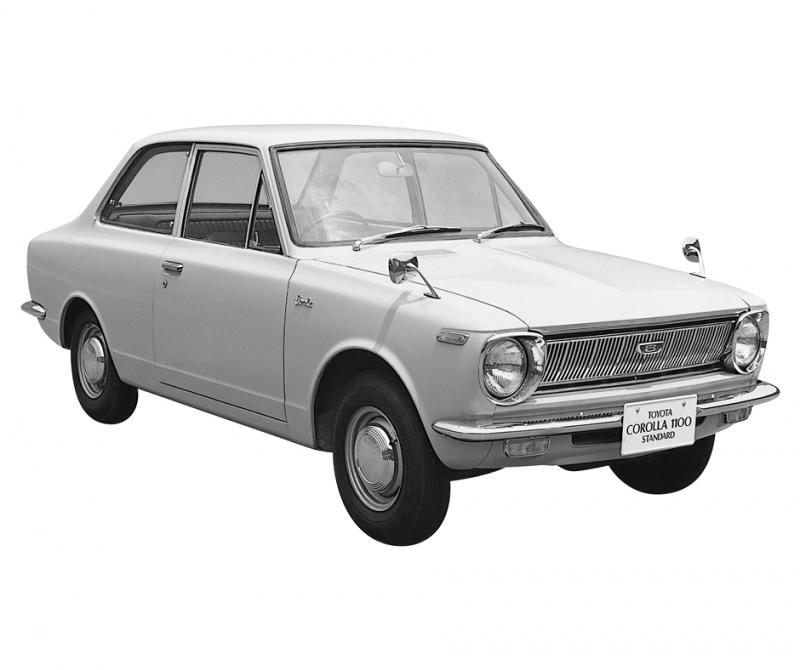 History of Toyota Corolla