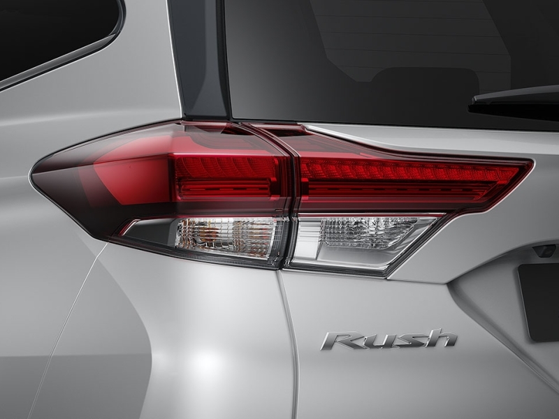 Toyota - Rush