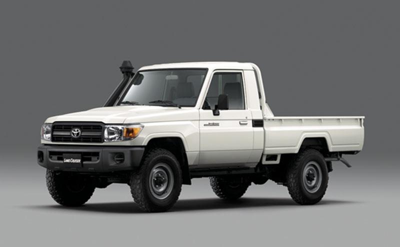 79 - PICK-UP Single Cab Petrol